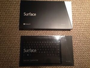 New in box Surface RT + Office - never opened