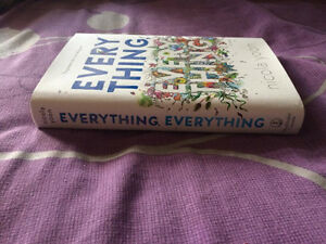 For Sale: Everything Everything by Nicola Yoon Windsor Region Ontario image 2