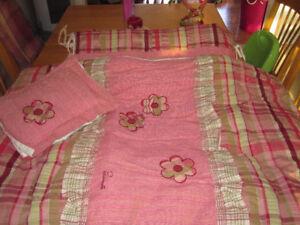 Ensemble de lit pour bassinette