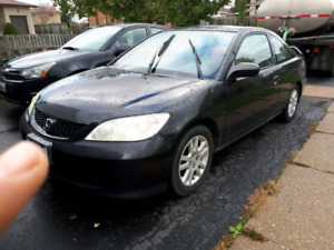 05 Civic 5spd NEED GONE ASAP!