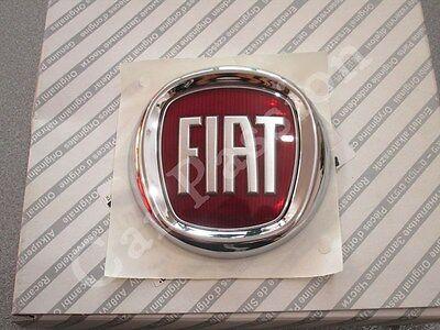 Friso Logo Cresta Fiat Freemont Trasero Original 85mm Front Emblem Genuine