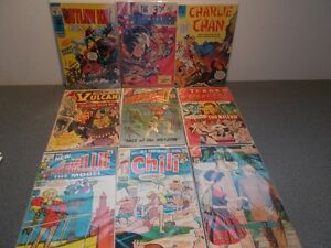 Approx. 100 GOLD AND SILVER AGE COMICS FOR SALE!!