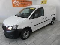 2014 Volkswagen Caddy 1.6TDI **BUY FOR ONLY £38 A WEEK**