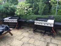 Event BBQ grill for hire