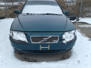 PARTS AVAILABLE FOR A 2001 S80