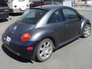 2002 Volkswagen Beetle Coupe (2 door)