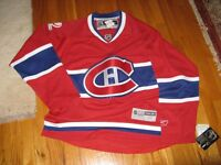 Official 100th Anniversary Canadien Hockey Jerseys - BRAND NEW