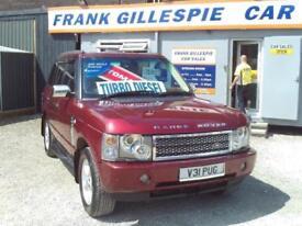 Land Rover Range Rover 3.0 Td6 Vogue Station Wagon 5d 2926cc auto