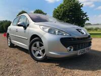 2008 PEUGEOT 207 1.4 16V 90 SE MANUAL PETROL 5 DOOR HATCHBACK