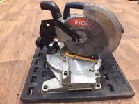 18v Mitre Saw - Ryobi £60