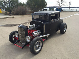 1931 Ford Model A Hemi Coupe 5 Window Henry Ford Steel Body