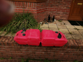 Petrol containers