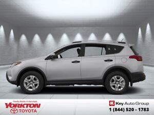 2013 Toyota RAV4 Limited  - Sunroof -  Heated Seats - $209.76 B/