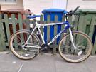 Mens barbican mountain bike