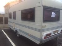 4 berth with full awning