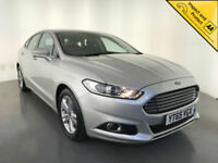 2015 65 FORD MONDEO TITANIUM TDCI DIESEL 1 OWNER SERVICE HISTORY FINANCE PX
