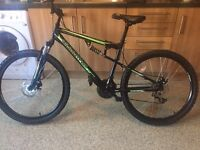 Mountain bike - muddy fox live wire pro