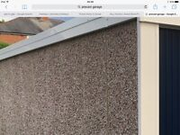 Precast Concrete Garage