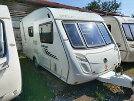 2009 Swift Fairway 460 2 Berth Caravan with Motor Mover