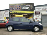 2008 RENAULT CLIO 1.2 16v ( 75bhp ) EXTREME ( AA ) WARRANTED INCLUDED