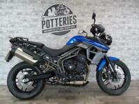 Triumph Tiger 800 XRX *Low miles and clean*