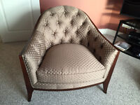 Beautiful contemporary chair from Haywards Interiors.