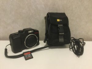 Kodak Easyshare Camera with 8gb sad card and case