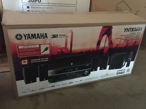 Yamaha 5.1- channel 3D-Ready Digital Home Theatre Receiver
