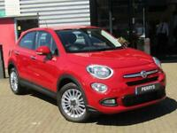 2017 FIAT 500X 1.4 Multiair Pop Star 5dr