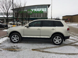 2009 VOLKSWAGEN TOUAREG 2 v6 LOADED ALWAYS MAINTAINED AT VW