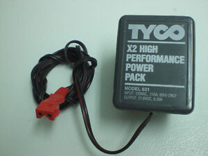 TYCO  X2 High PerformancePower Pack -  Model 631  - USED