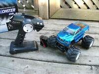 a-tech leo-x minimonster truck rc 4x4