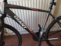 Giant roam 1 hybrid sports bike