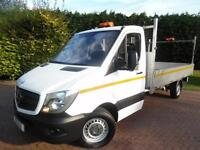 2014 Mercedes-Benz Sprinter 313 2.1 CDI LWB DROPSIDE