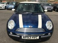 2003 MINI Hatch 1.6 Cooper 3dr