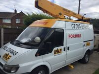 Cherry Picker Complete Services. Covering all of Teeside.