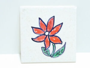 KID'S CRAFT PROJECTS WITH CERAMIC TILES