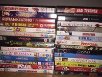 DVD bundle, job lot, movies
