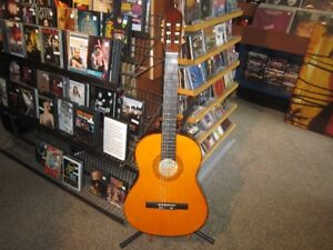 ADRIANA Classical Acoustic Guitar With NEW Strings For Sale