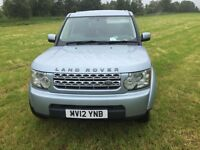 4X4 Land Rover discovery 4