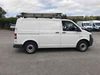 Volkswagen Transporter 2.0 84ps SWB side doors EURO 4/5 DIESEL MANUAL (2013)