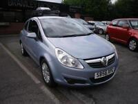 2007 Vauxhall Corsa 1.2i 16v Club * EXCELLENT EXAMPLE * PERFECT 1ST CAR