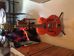 125 anniversary Gretsch Electromatic, 6 string electric guitar