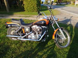 Harley-Davidson Wide Glide 1999