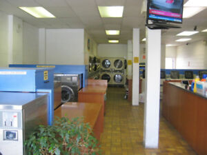 Well established Laundromat  for sale,Vancouver