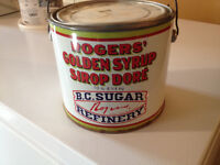 ROGERS GOLDEN SYRUP CANS