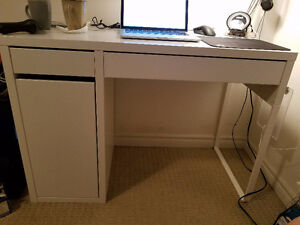Ikea Desk, white