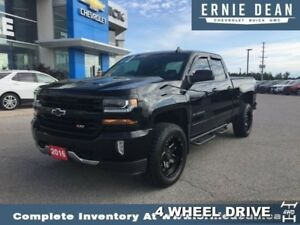 2016 Chevrolet Silverado 1500 2LT  LEVEL KIT - MICKEY THOMPSON T