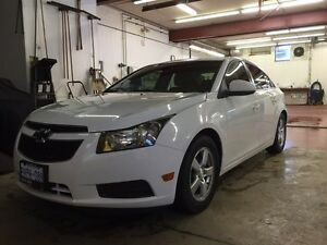 2012 Cruze LT w/Remote Start Safetied/Etested
