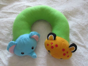 petit coussin/support pour le cou-fisher price.